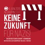 12.05. Mobi-Veranstaltung: Keine Zukunft für Nazis! TDDZ in Neuruppin smashen!