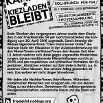 Friedel54 kämpft - Kiezladen bleibt!