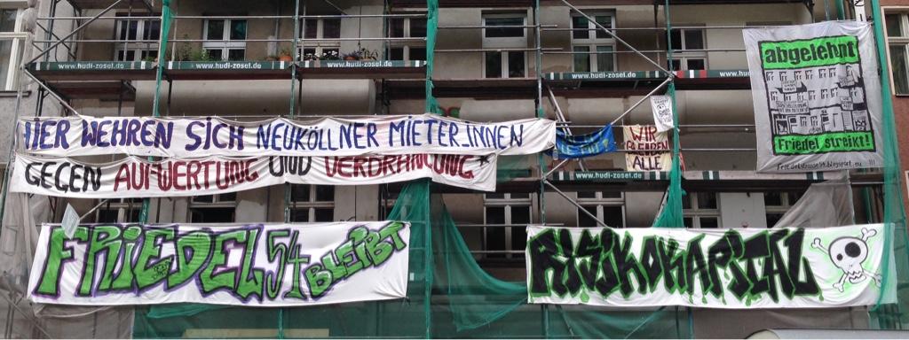 Friedelstraße 54 – Wo stehen wir jetzt?