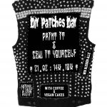 D.I.Y. patches DAY! | 21.02. | 14 Uhr