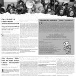 """""""Wir bleiben Alle!""""-Wandzeitung"""