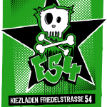 Friedel54-Antirepressionsstruktur