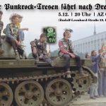 5.12. | 20 Uhr | Punkrock-Tresen in Dresden