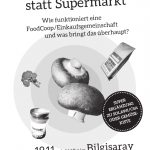 Friedel54 im Exil: Einführung in die FoodCoop Schinke09| So. 19.11. | ab 16 Uhr | @ Bilgisaray