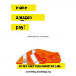 Friedel54 im Exil: Make Amazon Pay! / Block Black Friday! | Mi. 15.11. | ab 19 Uhr | @ B5355