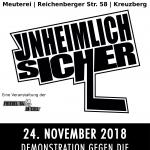 Freitag, 05.10.   19 Uhr   Infoveranstaltung zur Innenministerkonferenz