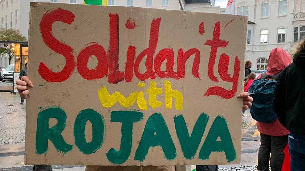 Heute Abend – 10.Okt. – 18:00 Uhr, Oranienplatz – Demo gegen den türkischen Einmarsch in Nordsyrien! #Riseup4Rojava