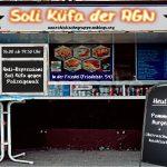 Anti-Repression-Burger-Küfa   Di. 16.08.   19:30